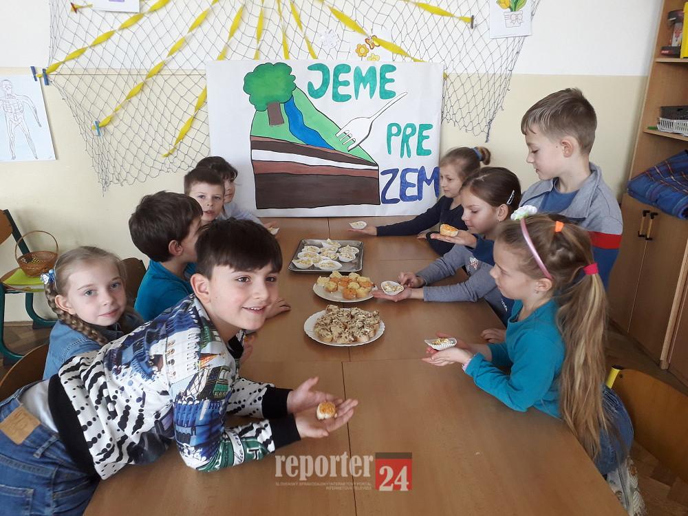 Jeme pre Zem, Autor: Laura Moravčíková